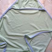Детское полотенце с капюшоном размер 70*75 см