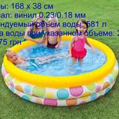 """Надувной бассейн для детей """"Intex 58449"""