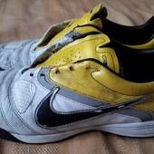 Кожаные кроссовки для работы Nike Ctr360 р.42-27см.
