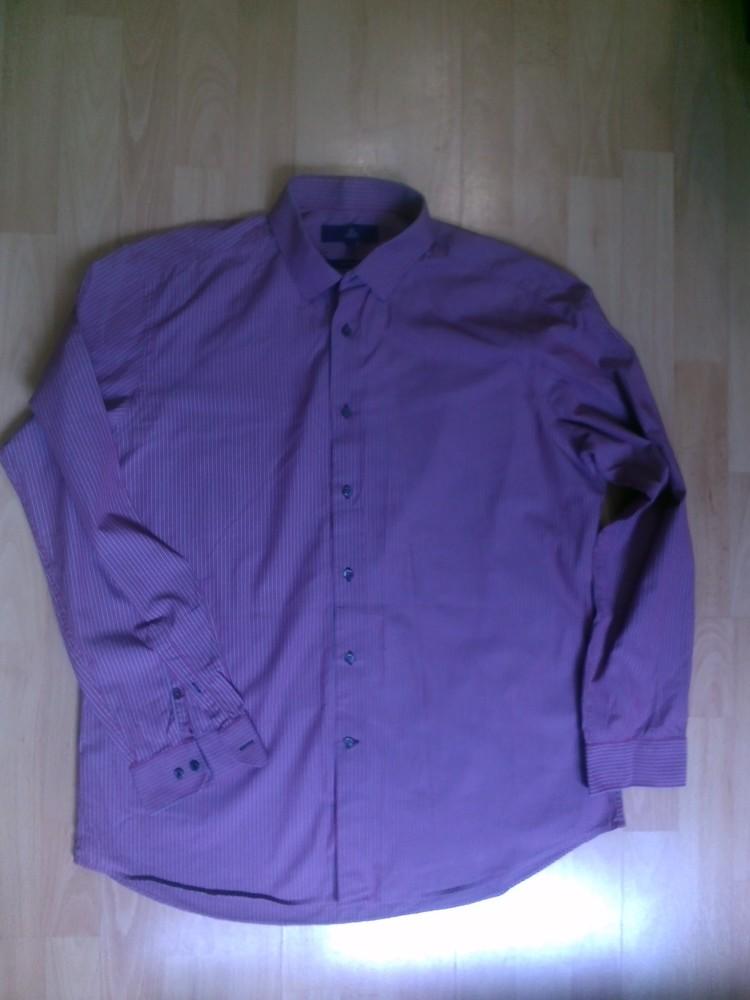 Фирменная рубашка l фото №1
