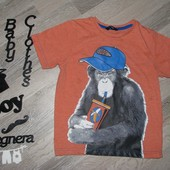 футболка от George  4-5 лет 104-110см