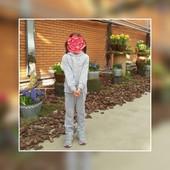 Велюровый костюм Glo-Story
