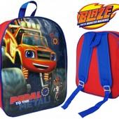 Дошкольный рюкзачок для мальчиков из мультфильма Вспыш и Чудо-машинки