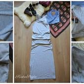 Платье-майка макси длина р-р С