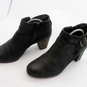 Ботинки 37 p. Paul Green, Германия, кожа оригинал. демисезон.