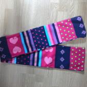 Флисовый шарф ( состояние нового)
