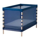 Кроватка детская 602.261.38 ІКЕА Ліжечко дитяче
