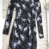 Warehouse платье с красивой спиной 34-размер