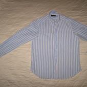 Рубашка Massimo Dutti разм.L (Лён)
