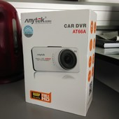 Видеорегистратор Anytek at66a fullhd 1080p