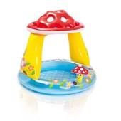Детский надувной бассейн Intex Грибок