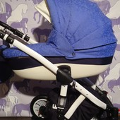Коляска детская универсальная 2в1. Большой выбор колясок!