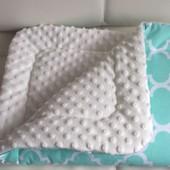 Одеяло, плед плюш