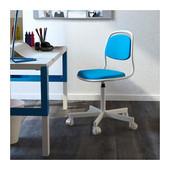 Супер Стул детский орфьелль синий, от Икеа ikea Идеальная мебель В наличии!