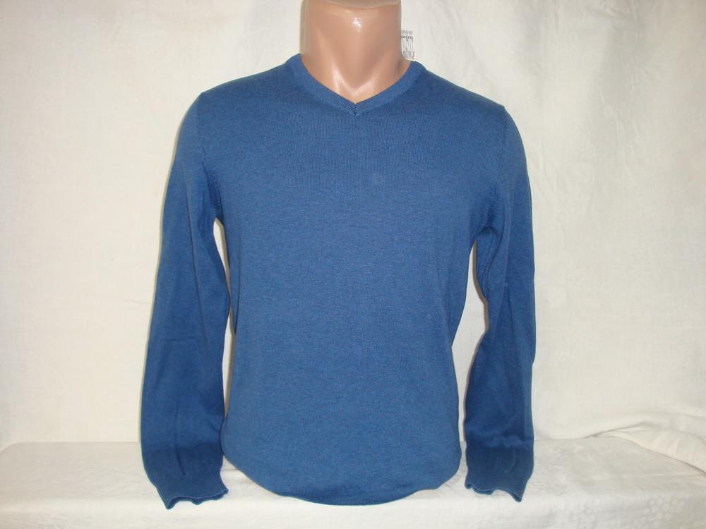 Мужской пуловер kiabi. разные цвета и модели. фото №1