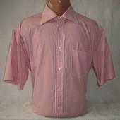 Распродажа! Мужская рубашка с коротким рукавом Gilberto
