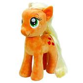 Мягкая игрушка май литл пони Эпл джек (Эпплжек) высотой 26 см. Оригинал Ty Inc