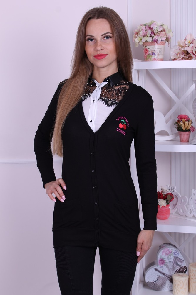 Женский кардиган  фото №1