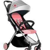 Прогулочная коляска S-Go Star Babysing Франция розовый 12122819