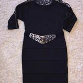 Стильное и качественное платье Comfort большого размера ХХЛ.