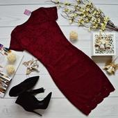 Гипюровое платье в размерах и расцветках
