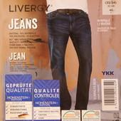 Мужские джинсы евро 42 Livergy Германия
