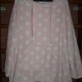 Реглан флисовый, пижамный, женский, размер XL