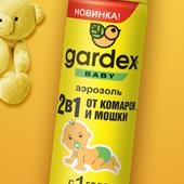 Спрей от комаров для детей с 1 года Gardex Baby, 50 мл