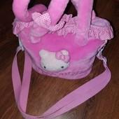 Крутая сумка Hello Kitty