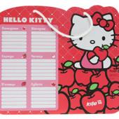 Доска Расписание уроков + маркет Hello Kitty Transformers  6 от  Kite