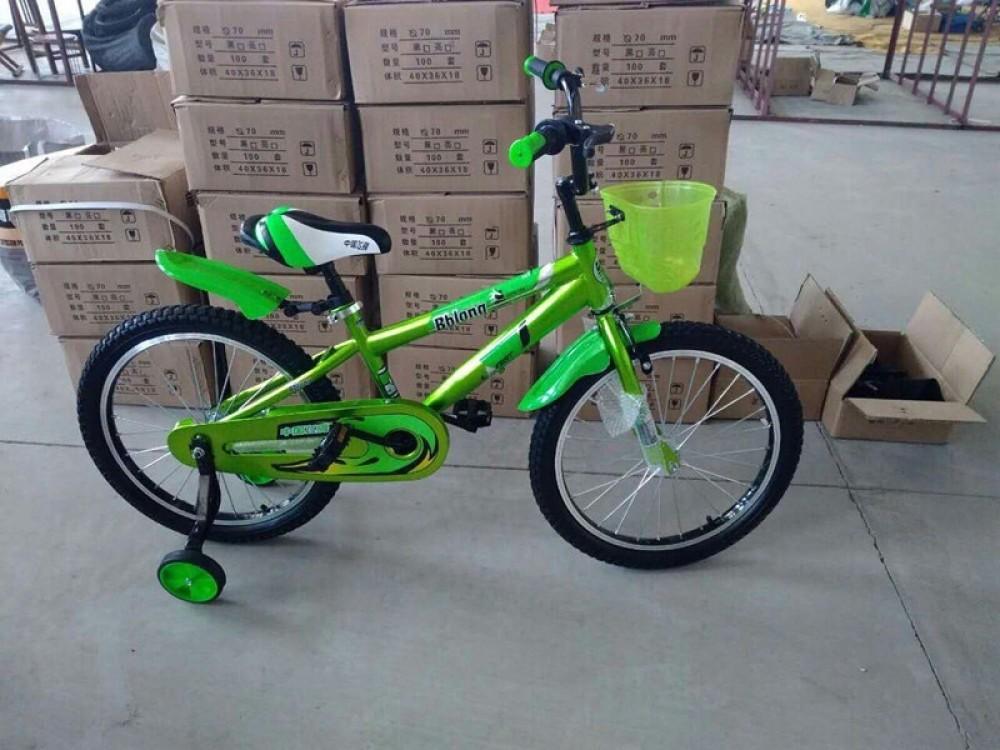 Велосипед двухколесный HS-01 20 д фото №1