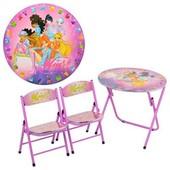 Столик со стульчиками Winx Dt 22-15 h2