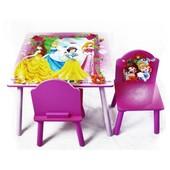 Стол + 2стула Baby Tilly bt-cwt-0002 Принцессы