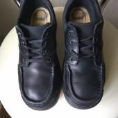 Кожаные туфли Bootleg Clarks, стельки air activ