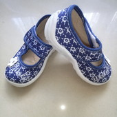 Тапочки, размер 21-26 , мокасины, детская обувь, Waldi, супинатор.