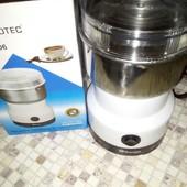 Кофемолка Domotec MS-1106 и 1206  для измельчения кофе, орехов, сухих бобов и зерновых культур