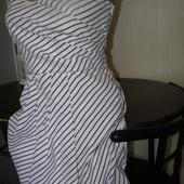 Zara платье полоска XS-S-размер