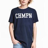 Очень красивая футболка H&M Англия