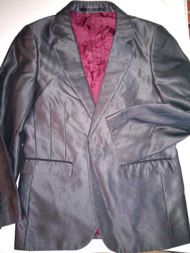 Пиджак на 7-8 лет фото №1