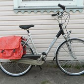 Велосипед Bikkel Nexus 8 Germany + велосумка в подарок