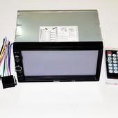 2Din Pioneer 7018 7 дюймов экран магнитола usb+bluetooth+камера