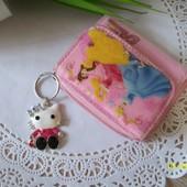 Кошелёк и сумочка для девочки 6-12 лет. ТМ Princess, оригинал.