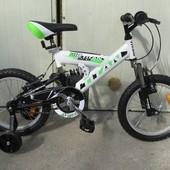 Продам велосипед детский на 3 - 5 лет.