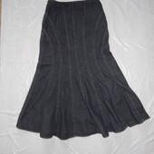 XS-S, поб 44-46, юбка джинсовая макси Marks&Spencer