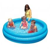 Детский надувной бассейн Intex 58446 хрустальный
