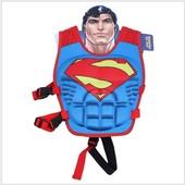 Детский  страховочный жилет для плавания, Супермен, 2-6л