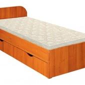Детская/подростковая кровать Соня-1 с ящиком для белья
