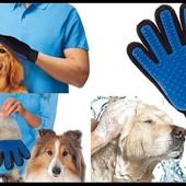 Перчатки для животных.