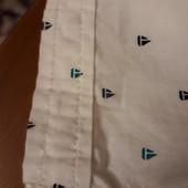 Рубашка-тенниска George с принтом  кораблики.