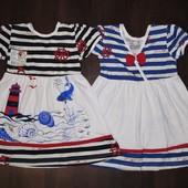 Платье для девочки р.30